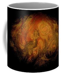 Yellow 3567 Signed Coffee Mug