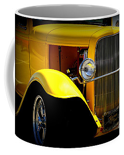 Yellow Boy Coffee Mug