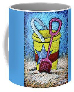 Yellow Bucket Coffee Mug