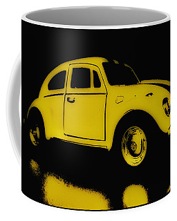 Yellow Bug Coffee Mug
