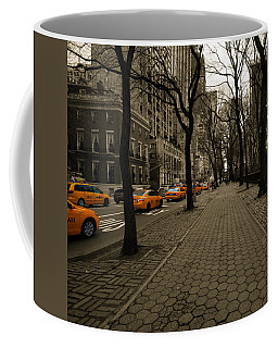Yellow Cab Coffee Mug