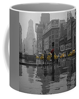 Yellow Cabs New York Coffee Mug