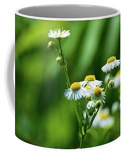 Yellow Composition  Coffee Mug