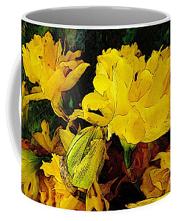 Yellow Daffodils 6 Coffee Mug