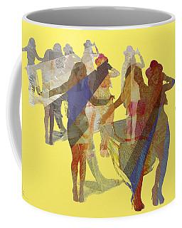 Yellow Dance Coffee Mug