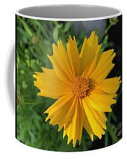 Yellow Delight Coffee Mug