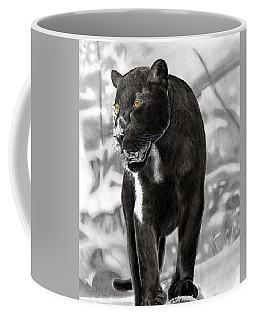 Yellow Eyes Coffee Mug