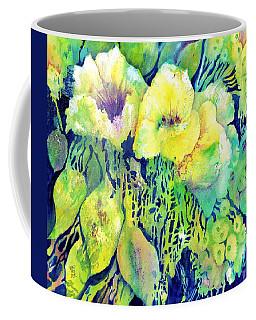 Yellow Flower Potpourri Coffee Mug