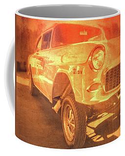 Yellow Gasser Coffee Mug