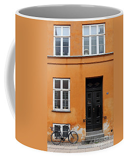 The Orange House Copenhagen Denmark Coffee Mug