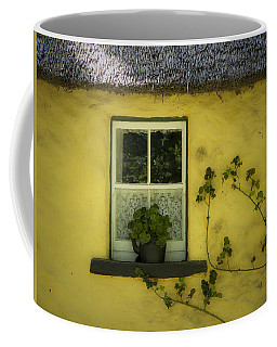 Yellow House County Clare Ireland Coffee Mug