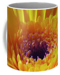 Yellow Joy And Inspiration Coffee Mug