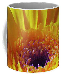Yellow Joy And Inspiration Coffee Mug