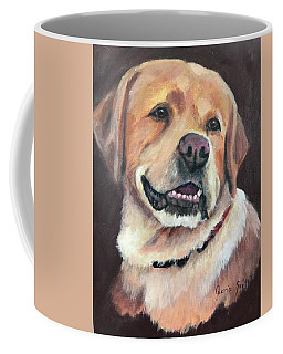 Yellow Lab Coffee Mug