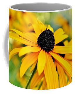Yellow Marvel Coffee Mug