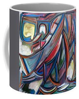 Yellow Mitten Coffee Mug