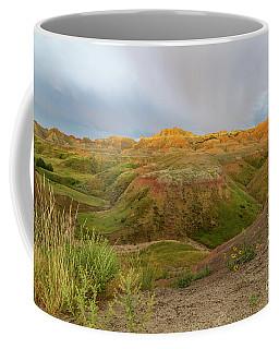 Yellow Mounds Morning Coffee Mug