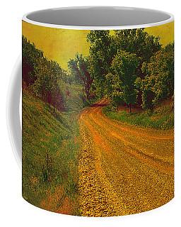 Yellow Oz Road Coffee Mug