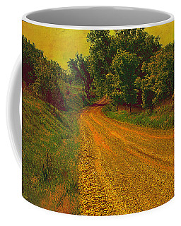 Yellow Oz Road Coffee Mug