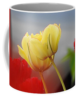 Yellow Pair Coffee Mug