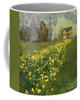 Yellow River To My Door Coffee Mug