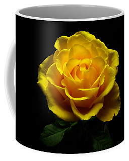 Yellow Rose 4 Coffee Mug