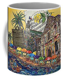 Yellow Rose Of Texas Coffee Mug