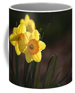 Yellow Spring Daffodils Coffee Mug