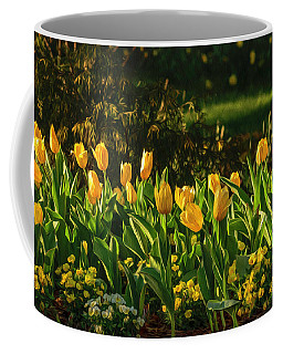 Yellow Spring Fever Coffee Mug