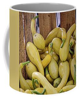 Yellow Squash Coffee Mug
