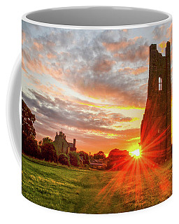 Yellow Steeple Star Coffee Mug
