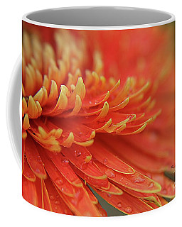 Yellow Tips Coffee Mug