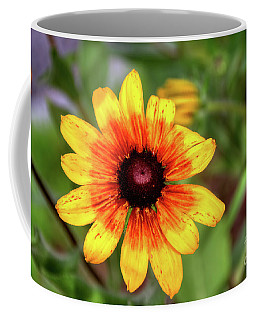 Yellow Tones Coffee Mug
