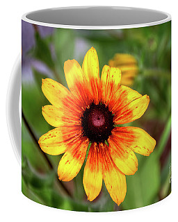 Coffee Mug featuring the photograph Yellow Tones by Adrian LaRoque