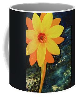 Yellow Treat Coffee Mug