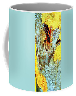 Yellow Tree - And  Ant  Australia Coffee Mug