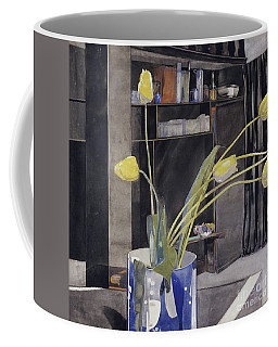 Yellow Tulips By Charles Rennie Mackintosh Coffee Mug