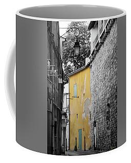 Yellow Wall Coffee Mug