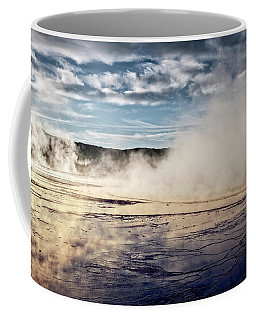 Yellowstone Colors #10 Coffee Mug