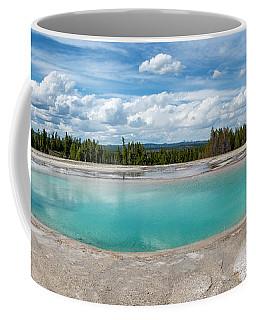 Yellowstone Colors #11 Coffee Mug