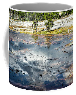 Yellowstone Colors #4 Coffee Mug