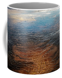 Yellowstone Colors #6 Coffee Mug