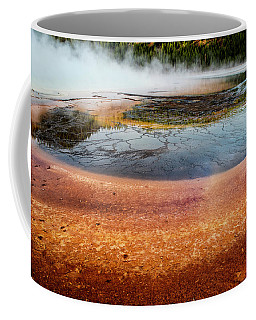 Yellowstone Colors #8 Coffee Mug