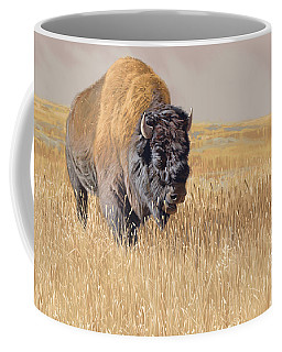 Yellowstone King Coffee Mug