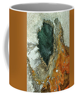 Yellowstone Landscape Coffee Mug