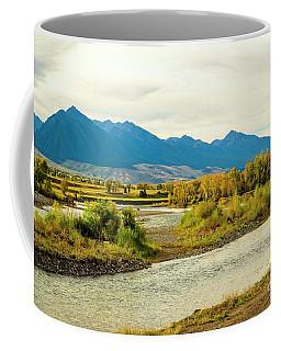 Yellowstone Morning Coffee Mug