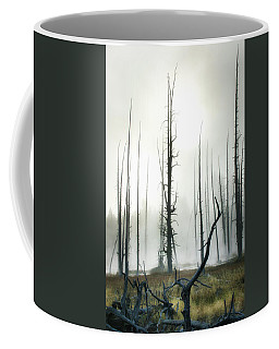 Yellowstone N P Coffee Mug