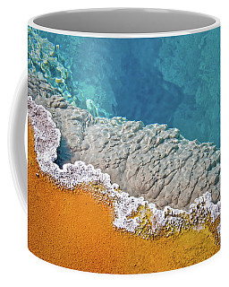 Yellowstone Pool Coffee Mug