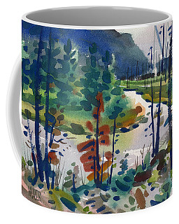 Yellowstone River Coffee Mug