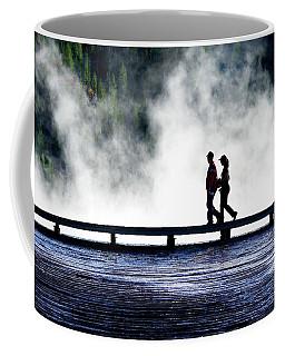 Yellowstone Walkers Coffee Mug